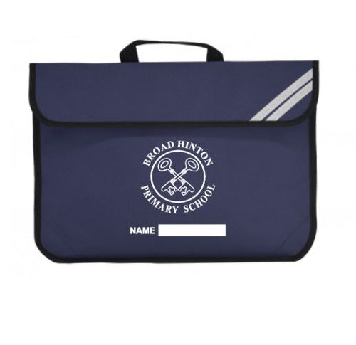 Broad Hinton School Book Bag