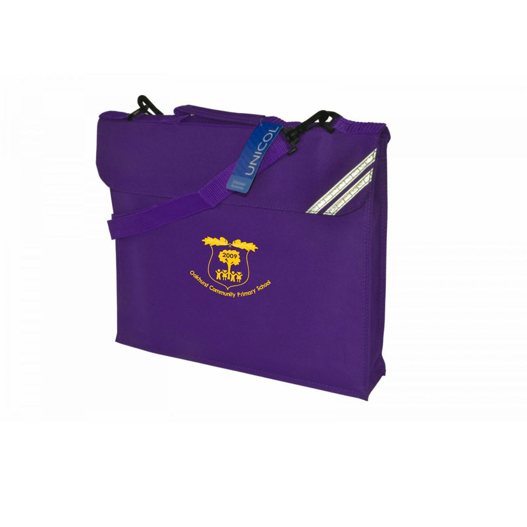 Oakhurst Community Primary School Book Bag