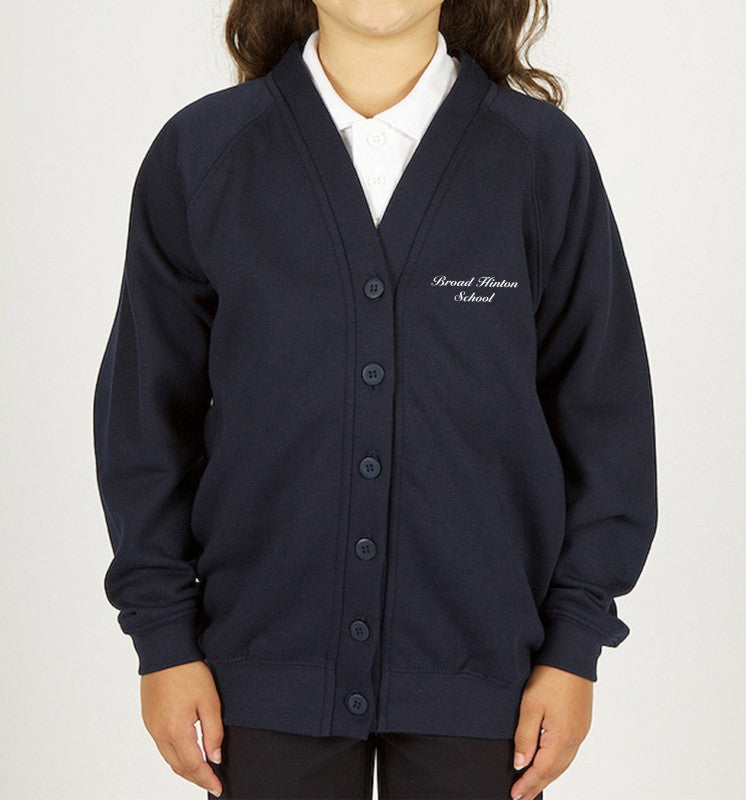 Broad Hinton Primary School Cardigan
