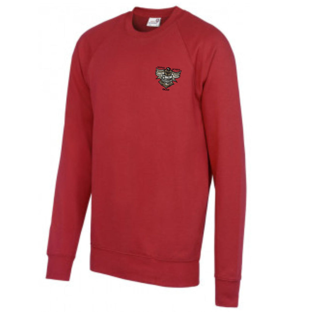 Chiseldon Primary School Crew Neck Sweatshirt