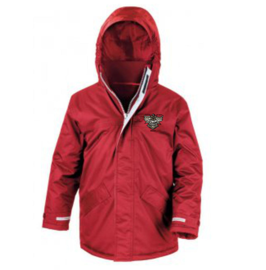 Chiseldon Primary School Winter parka
