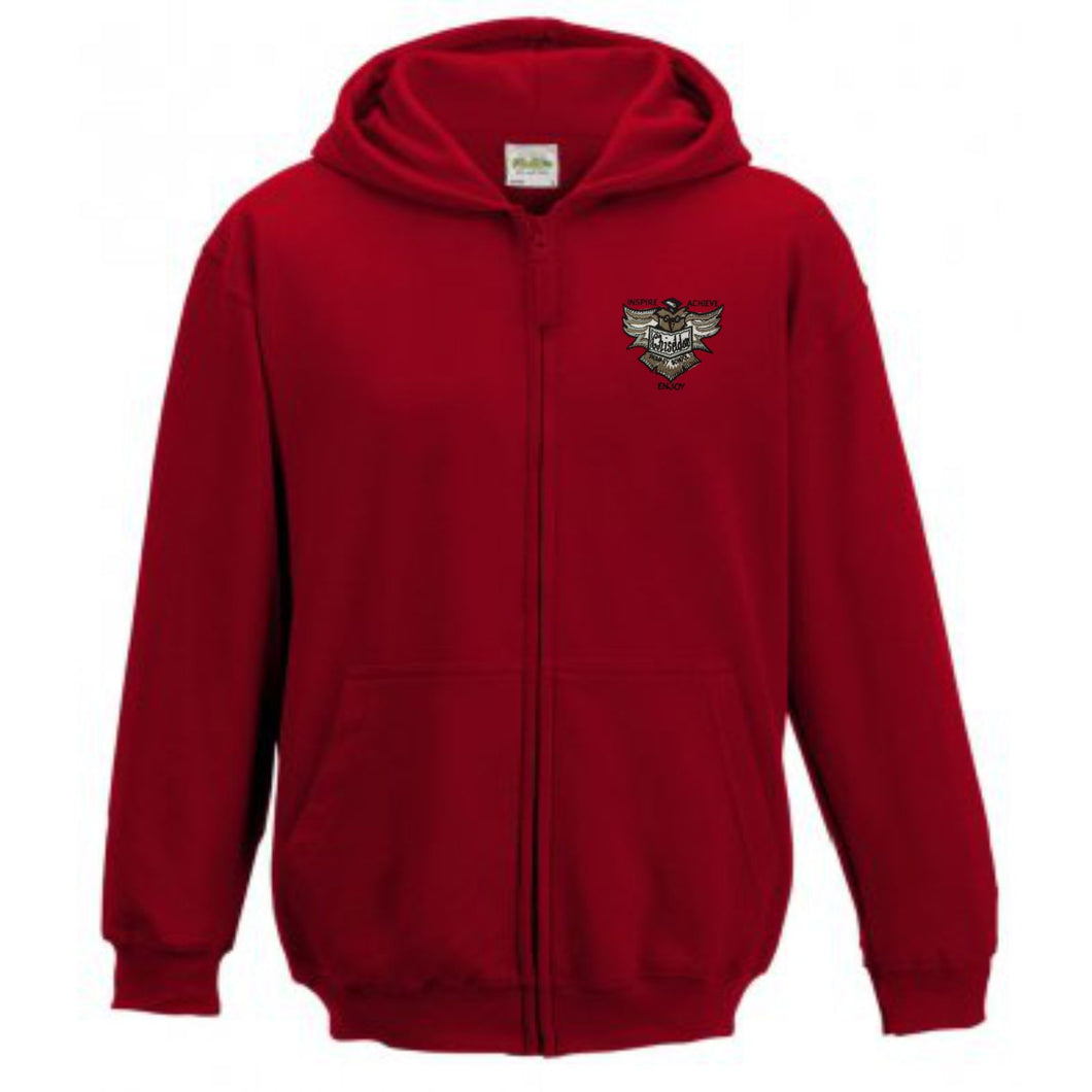 Chiseldon Primary School Zip Up Hoodie
