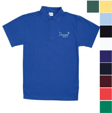 Premium Polo Shirt in Colour