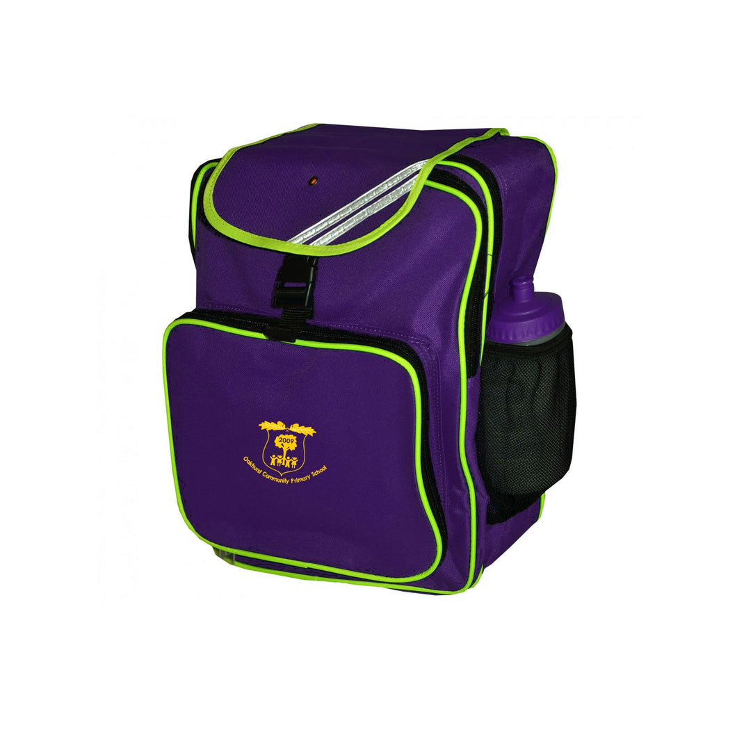 Oakhurst Community Primary School Backpack