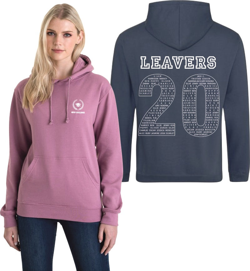 Leavers hoodie - Adult sizes
