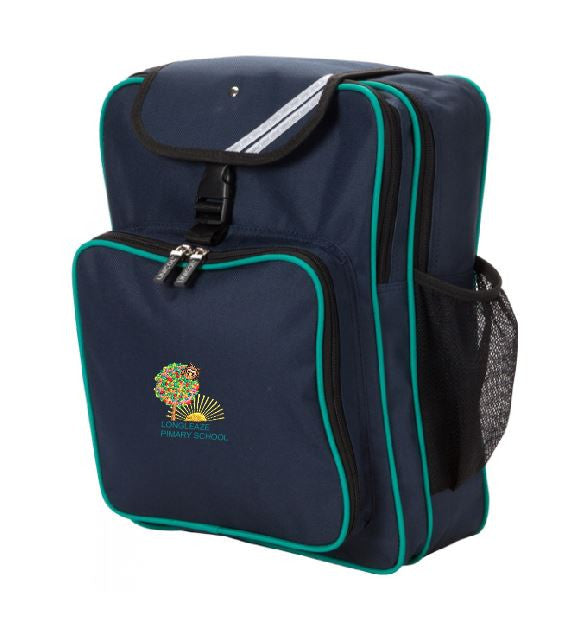 Longleaze Primary School Backpack
