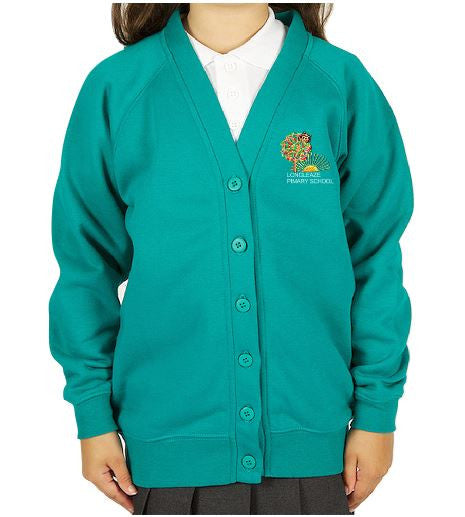 Longleaze Primary School Cardigan