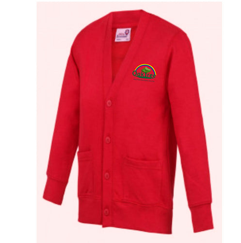 Oaktree Nursery and Primary School Cardigan