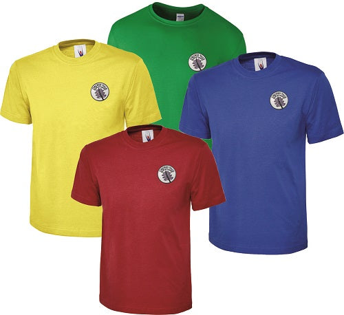 Orchid Vale School House T-Shirt