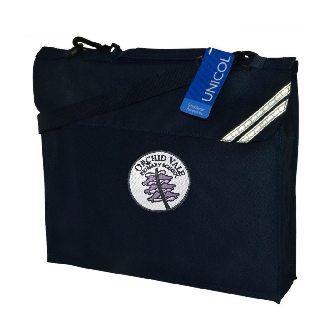 Orchid Vale Primary School Premium Book Bag