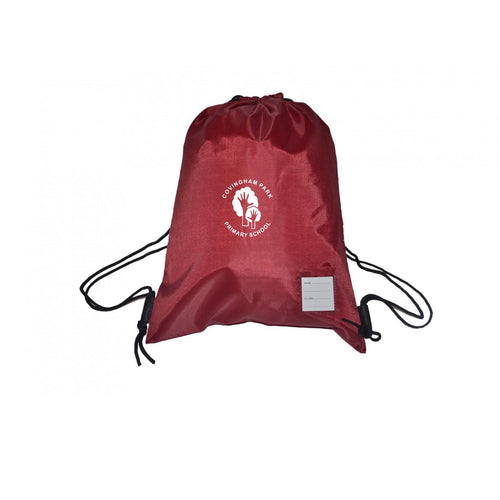 Covingham Park Primary School PE Drawstring Bag