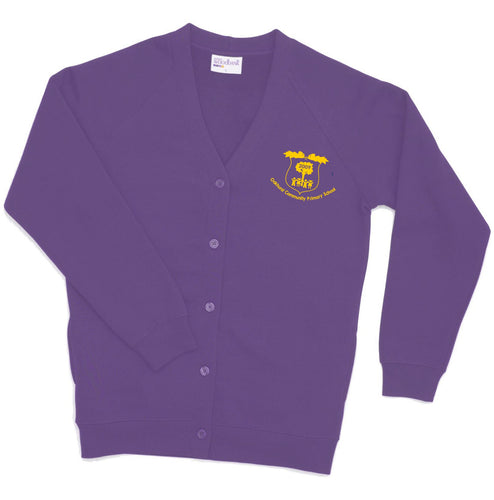 Oakhurst Community Primary School Cardigan