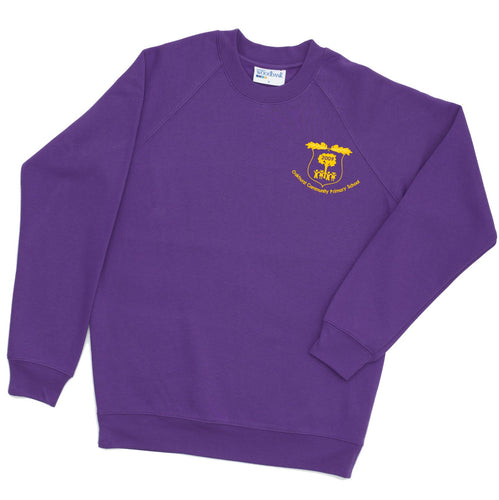 Oakhurst Community Primary School Premium Crew Neck Sweatshirt