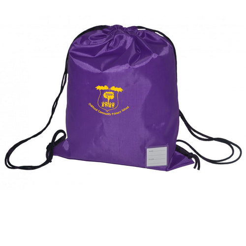 Oakhurst Community Primary School Standard Draw String Bag