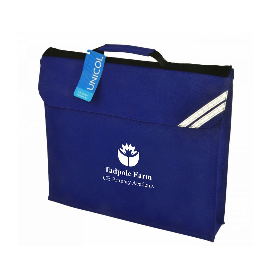 Tadpole Farm CE Primary Academy Book Bag
