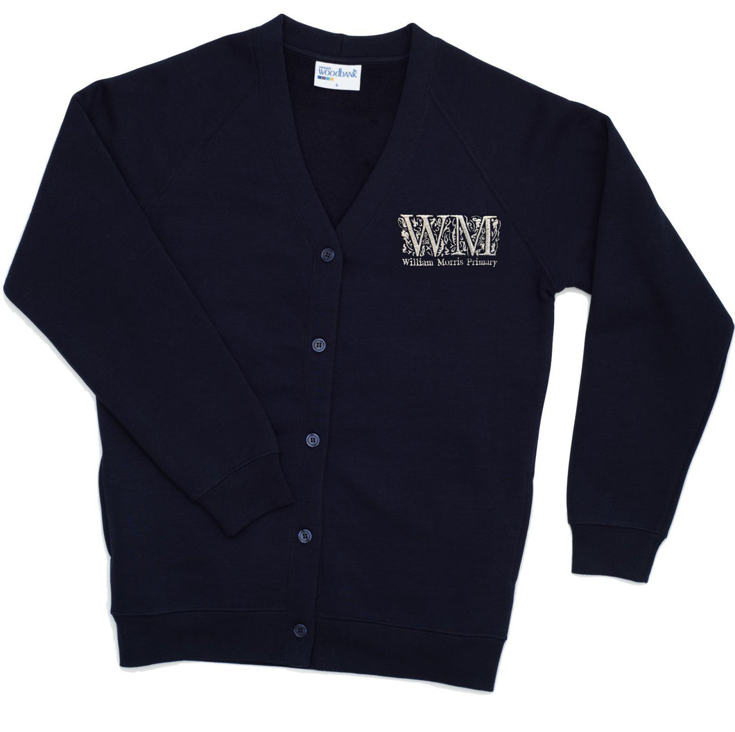 William Morris Primary and Nursery School Cardigan