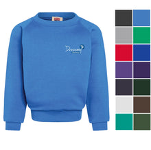 Eco Friendly Crew Neck Sweatshirt