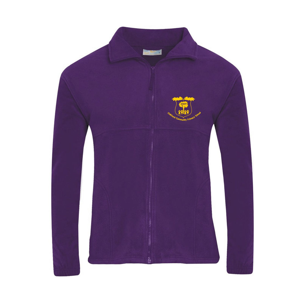 Oakhurst Community Primary School Fleece