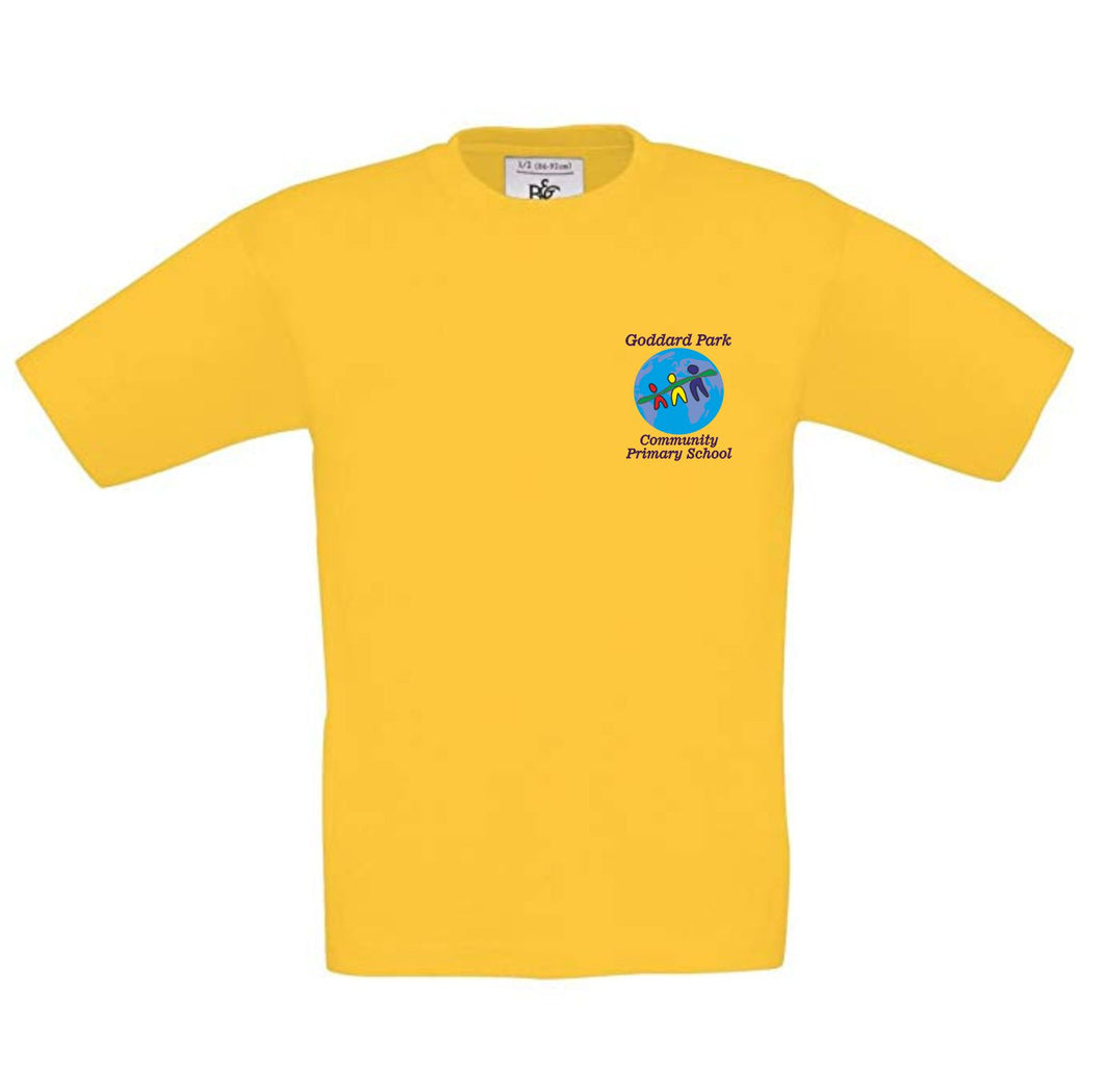 Goddard Park Community Primary School cotton t-shirt