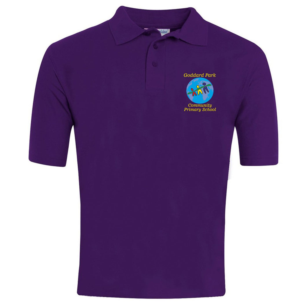 Goddard Park Community Primary School Polo shirt