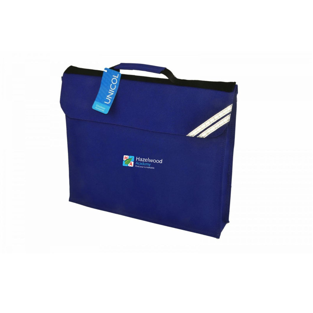Hazelwood Academy Standard Book Bag