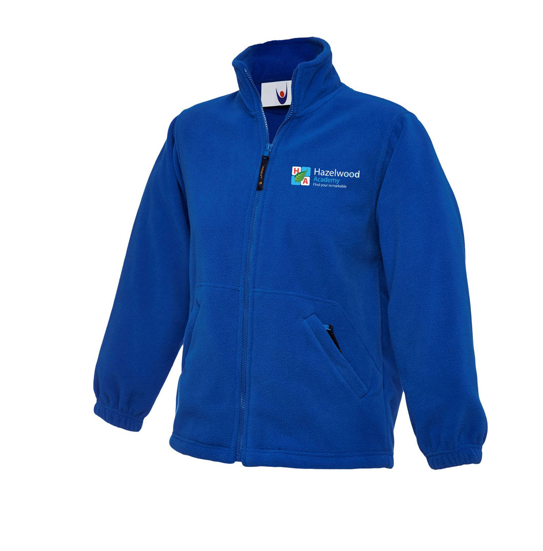 Hazelwood Academy Fleece Jacket