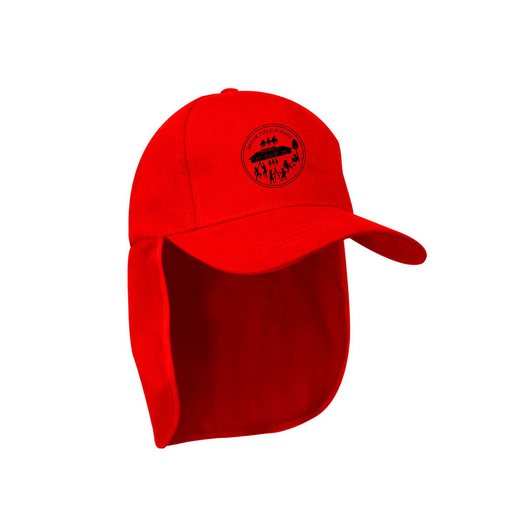 Brook Field Primary School Legionnaire Style Cap