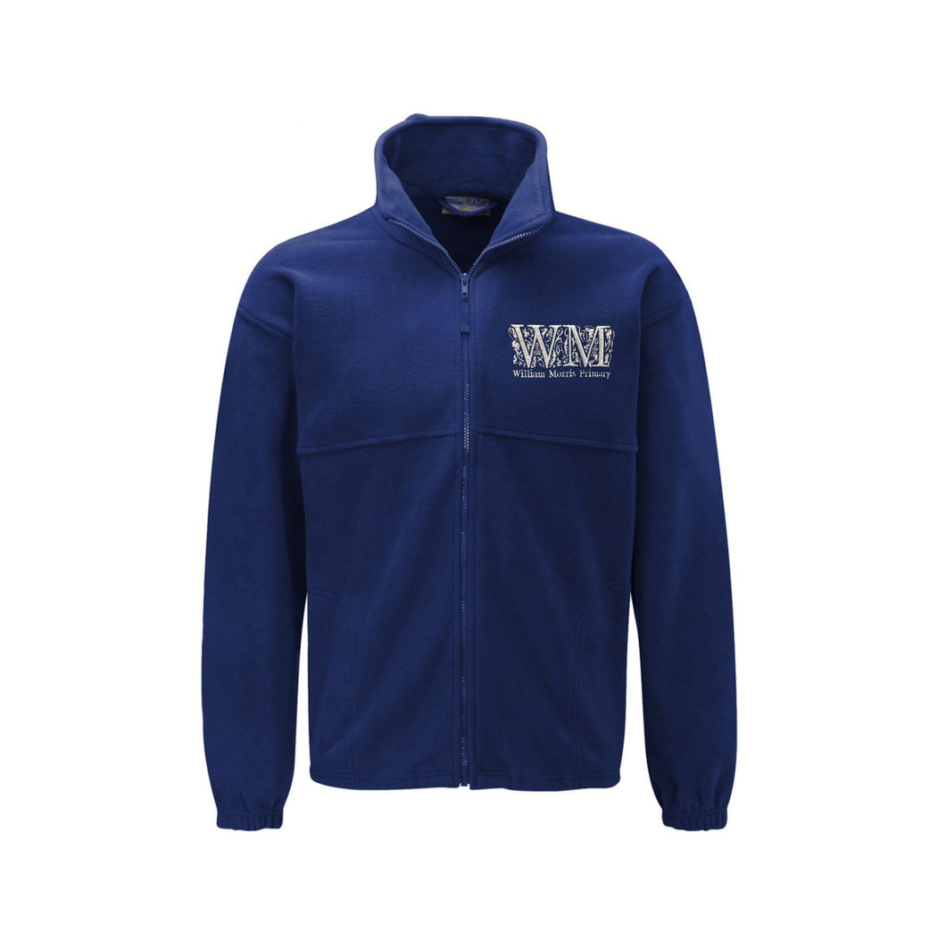 FOR STAFF ONLY! William Morris Primary and Nursery School Personalised Fleece
