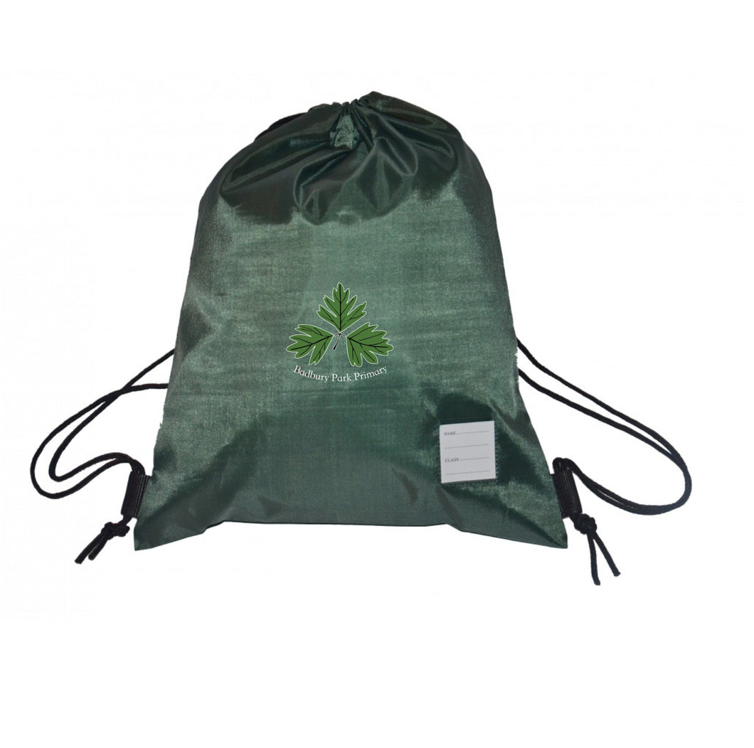Badbury Park Primary School Draw String Bag