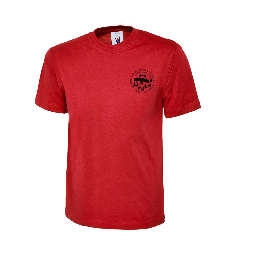 Brook Field Primary School House T-Shirt