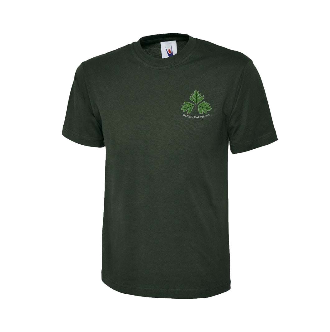Badbury Park Primary School PE T-shirt