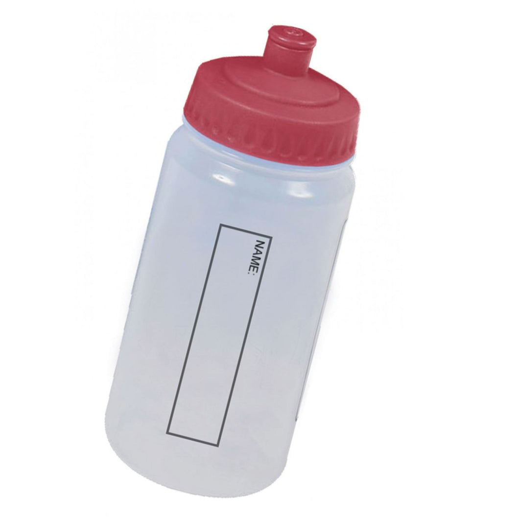Water Bottle - Maroon