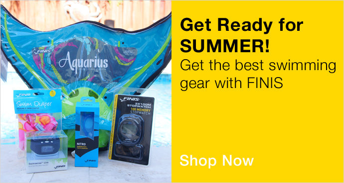 Finis Swimming Gear