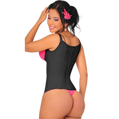 Salome 0313 Shaper Vest with Removable Strips
