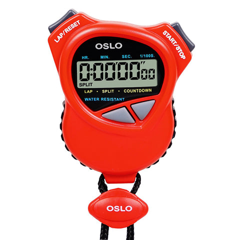 Oslo By Robic 1000w Dual Stopwatch & Countdown Timer