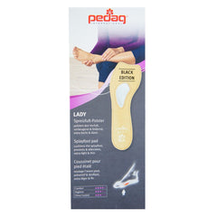 Pedag Lady 3/4 Orthotic Arch Insoles