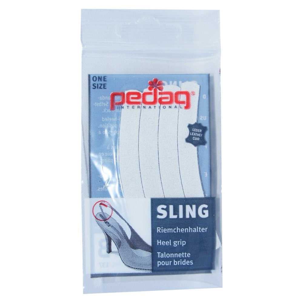 Pedag 137 Sling Anti-Slip Suede Heel Grips for High Heel Slingback Shoes Grip