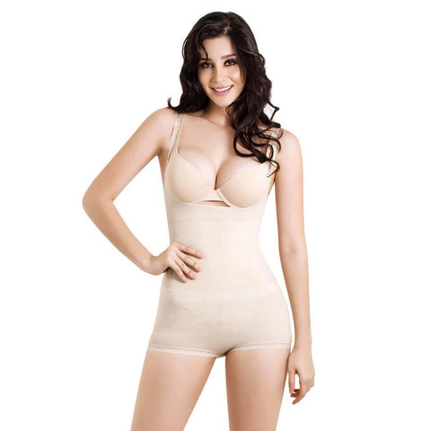 Fajate Fajas Colombianas Reductoras Body Shaper Tummy Butt Lift Post-Surgery