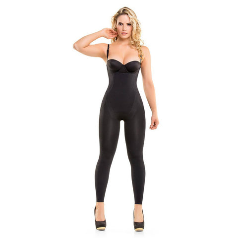 60bd73e43f Fajate Fajas Colombianas Full Body Shaper Firm Girdle Control Faja Termica
