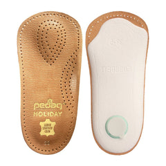 Pedag Holiday 3/4 Leather Orthotic Insoles