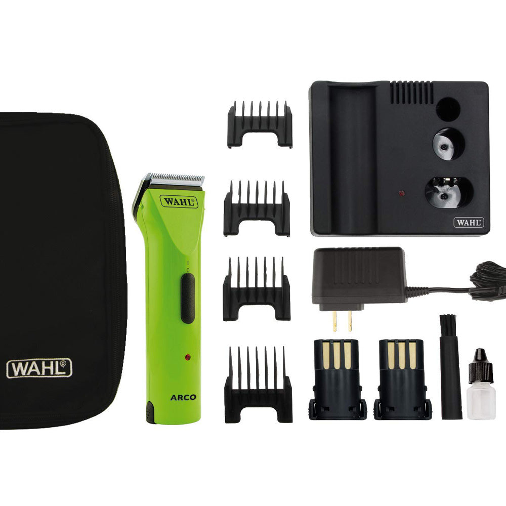 Wahl 8756-1201 Professional Animal ARC, GREEN APPLE