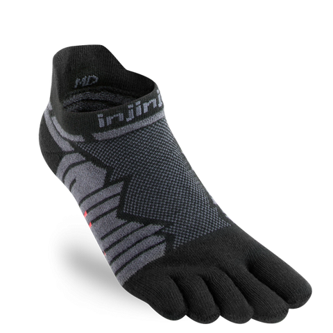 Injinji Ultra Run No-Show Toe Socks 401110