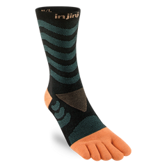 Injinji Ultra Run Crew Toe Socks 401170