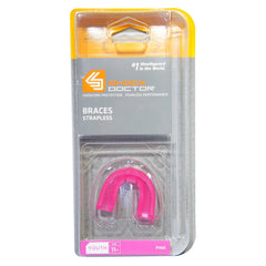 Shock Doctor 4100 Braces Mouthguard (Strapless)