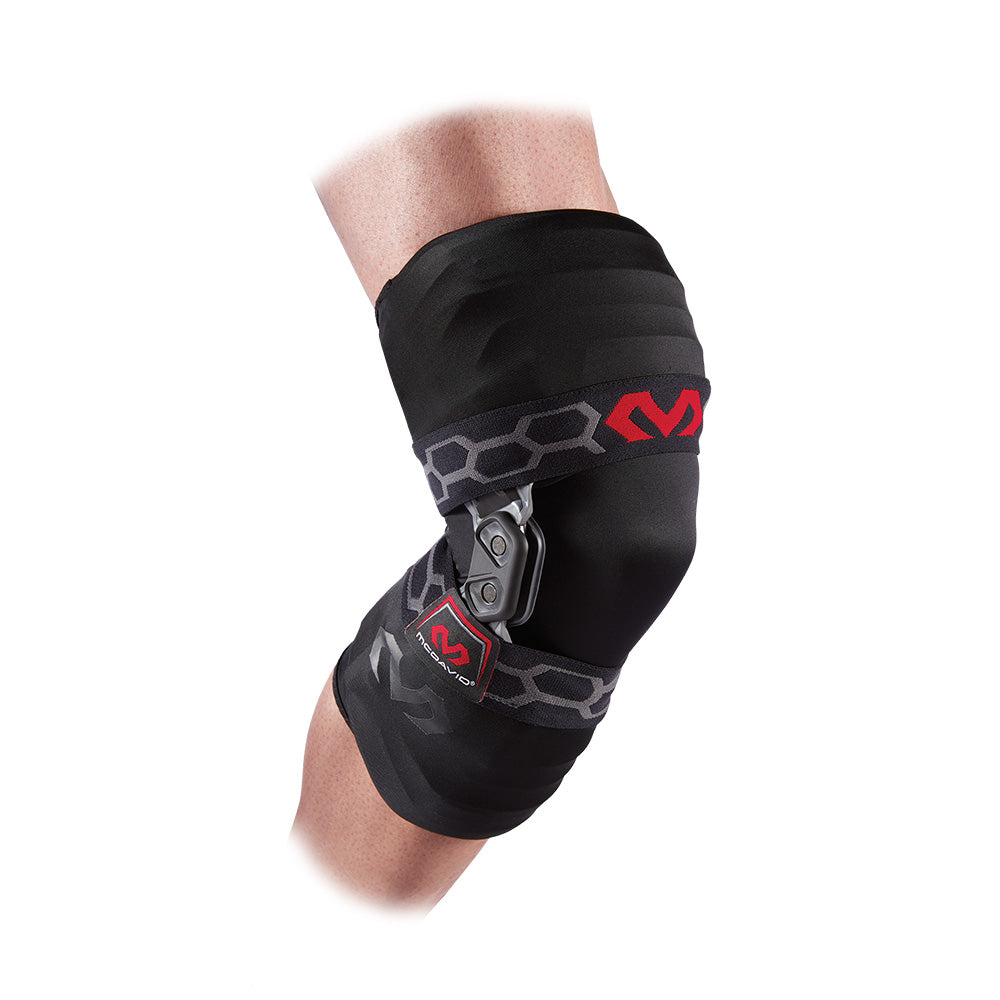 Mcdavid 4200 Bio-Logix Elite Knee Brace Support With Compression Sleeve