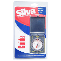 Silva Guide Sighting Mirror Hunting Camping Precision Compass