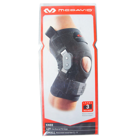 McDavid 429 Knee Brace with Polycentric Hinges, Level 3