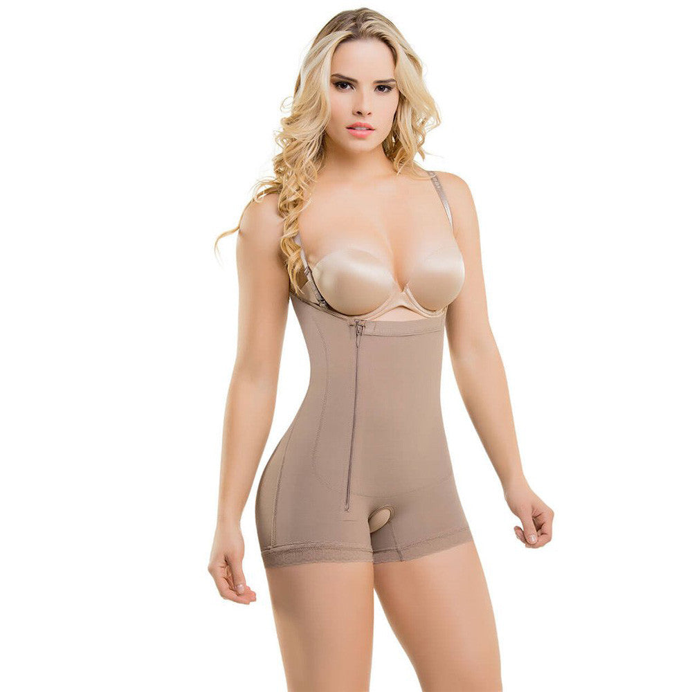 Fajate Con Fajas Colombianas Reductoras Post-Surgical Butt-Lifting Bodyshaper