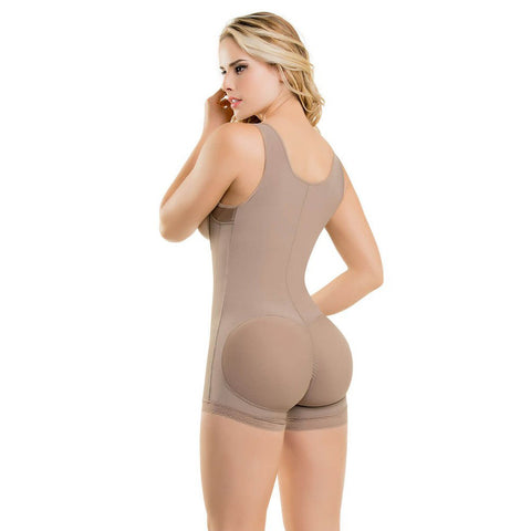 Fajate Fajas Colombianas Reductoras Postpartum Post-Surgery Bust Butt Lift Boyshort Tummy Control