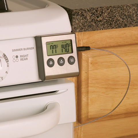 Maverick ET-808C Digital Roasting Thermometer with Timer